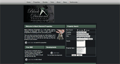 Preview of blackdiamondprop.co.za